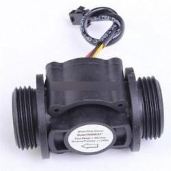 DN25 vízcsatorna érzékelő kapcsoló folyadékárammérő számláló DC 5-24V 1-60L / min