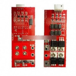 3S csomagok 11.1V 12V 20A lítium akkumulátor védelem BMS kártya W / kiegyensúlyozott töltés