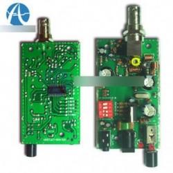 BH1417F FM rádió adó modul PLL sztereó digitális rádióállomás DIY 5V / 12V