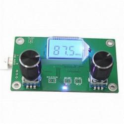 DSP PLL digitális sztereó FM rádió vevő modul 87-108MHz soros vezérléssel