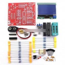 M328 LCD 12864 Tranzisztor tesztelő DIY készlet Dióda Triode kapacitás LCR ESR mérő
