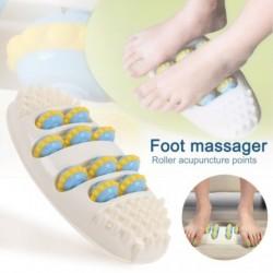 1 db pedikűrgép lábfejes görgős masszírozó akupunktúrás kerek tányér egészségügyi ellátás