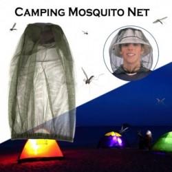 Midge kemping túra kalap arc háló szúnyog rovar méhészet fejvédő védő  utazás szabadtéri horgász