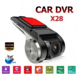 HD 1080P 150 ° Autós DVR Starlight Night Vision kamera felvevő ADAS Gérzékelő