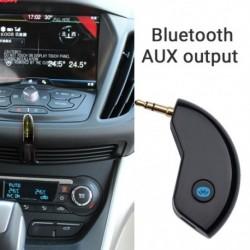 3,5 mmes AUX autós Bluetooth 4.2 sztereó vevő Vezeték nélküli audio hangszóró Zene