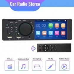 4,1 hüvelykes HD Car DAB   rádió sztereó FM AM WMA Bluetooth MP5 érintőképernyős autó lejátszó fejegység
