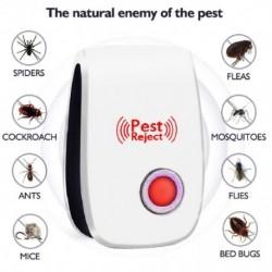 Elektronikus ultrahangos kártevő riqasztó rovar szúnyog csótány egér