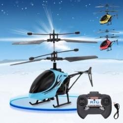 Mini távirányító repülőgép mikro 2 csatornás helikopter távirányító játékok