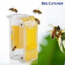Méhkirálynő jelölő fogó műanyag, egyhorgos méhész méhésznő Királynő méhcsalád