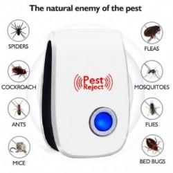 Elektronikus ultrahangos kártevő riasztó rovar szúnyog csótány egérgyilkos rovar