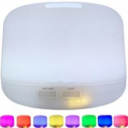 Többfunkciós Ultrahangos Aroma Illóolaj Színes Diffúzor Párásító Távirányítóval 300ml