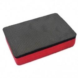 Car Magic Clay Bar Pad Szivacsblokk Tisztító Radír viasz fényező Pad Hasznos eszköz