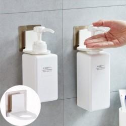 Öntapadós fali sampontartó fürdőszoba szívó fali kampóval