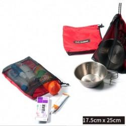 Praktikus zseb, kültéri székek lógó tárolótasak, táska válltáska a kempinghez