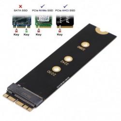 M.2 PCIE NVME SSD M.2 nVME SSD adapterkártya a 2013-2015-es évek frissítéséhez (nem  2013. eleji MacBook Pro-ba)