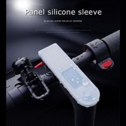 Vízálló szilikon központi védőburkolat, amely alkalmas a Xiaomi M365 elektromos robogóhoz