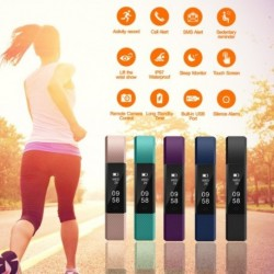 Intelligens csuklópántos sportok Intelligens zenekar Fitness Tracker Intelligens karkötő intelligens karóra IOS Androidra