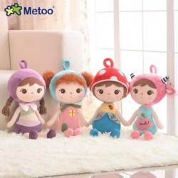 45 cm-es plüss Metoo Baba Rajzfilm Gyerekjátékok Lányoknak Gyermekek Fiúk Kawaii Baba Plüss Játékok
