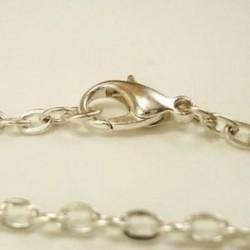 WOLF RED MOON ART Photo Cabochon üveg ezüst lánc medál nyaklánc kézzel készített