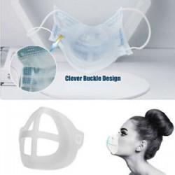 Felnőtt - 30db 3D arcvédő konzol száj belső tartó keret orr légzési hely