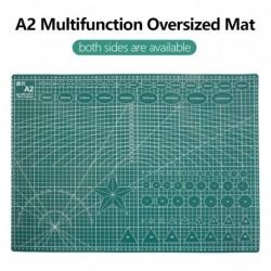 A2 vágó multifunkciós szőnyeg PVC öngyógyító vágószőnyeg vágópadló tábla papírvágó k A2 DIY kézműves