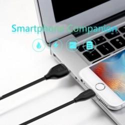 Android adatkábel USB mobiltelefon töltőkábel 1.3A gyors töltés adatátviteli kábel