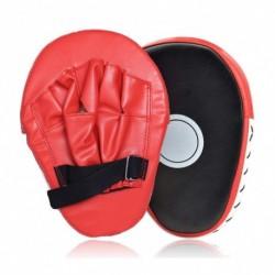 Ív alakú ökölvívó kesztyű Muay Thai MMA Sparring edzés lyukasztó cél kézvédőhöz
