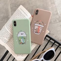 Candy színes szilikon telefontok a Samsung Galaxy A10 / M10 20 / A30 A10s A20s A30S / A50 / A50S A750 / A7 2018 J2primetpu