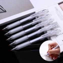 Deli behúzható gél toll 0,5 mmes fekete író rajz toll tollal írószer ajándék iskolai irodaszerek