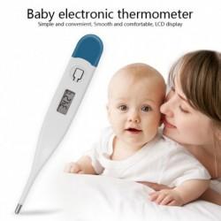 Digitális testhőmérő  Klinikai alaphőmérő pontos és gyors leolvasással  hónalj, orális hőmérő újszülöttek,