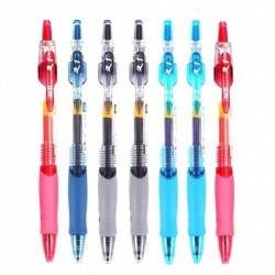 M&G visszahúzható gél toll 0,5 mmes golyóstoll írószer ajándék gyerek iskolai