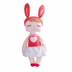 Metoo Heart Angela plüss játék gyerek Angela  gyerek lány születésnapi karácsonyi ajándék rajzfilm játék