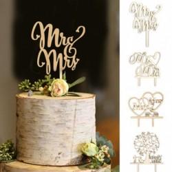 Fa tortadísz esküvőre - évfordulóra - különleges alkalmakra - Hétféle mintával
