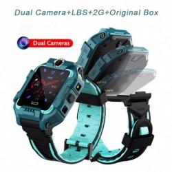 Z6 gyermek intelligens kar óra IP67 mély vízálló SIM kártya GPS nyomkövető SOS IOS Android PK Q12 Q50