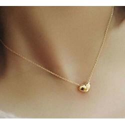 * 161 Arany Boho divathéj N ... - Többrétegű női női ötvözet kulcscsont choker nyaklánc bűbáj lánc ékszerek