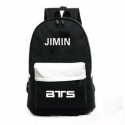 JIMIN - Fekete hátitáska - KPOP - BTS - Bangtan Boys