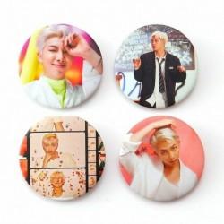 12. - 7db / szett Kpop Bangtan fiúcsapok imádják magad Könnyalbum brossok kitűző