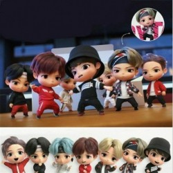 7db-os BTS kis figura szett - KPOP - BTS - Bangtan Boys - 2