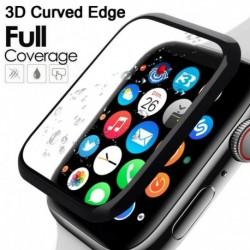 Apple Watch 42mm (3. sorozat) - Pellicola Vetro Temperato Curvo 6D TELJES RAGASZTÓ Apple Watch sorozatonként 5 4 3 2 1