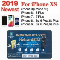 Heicard v1.4 - Heicard Unlock Turbo SIM kártya iPhone 11 Pro Max XR XS Max 8 7 6 4G ICCID US-hoz