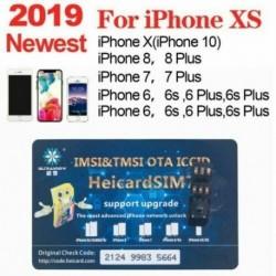 Heicard v1.4 - Heicard Unlock Turbo SIM kártya iPhone 11 X XR XS Max 8 7 6 Plus 4G ICCID 2020-hoz