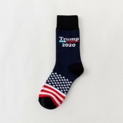 Fekete - Sok Trump elnök-zokni 2020 teszi Amerikát ismét nagyszerűvé republikánus zoknit Unisex