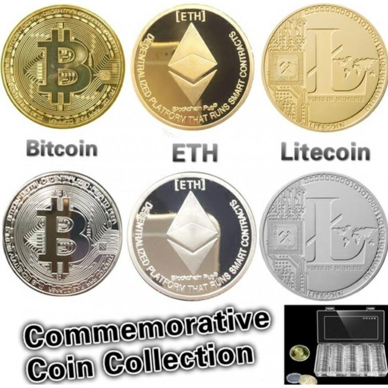 Bitcoin előtt arany és ezüst - Coinmercury
