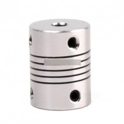 5 x 5mm CNC Motor tengely  5mm 5mm  No. 07