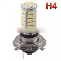 2db autó H4 102 LED 3528 SMD ködlámpa izzó