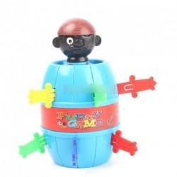 Vicces gyerek kalóz hordó játék ajándék