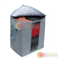 Bambusz Összecsukható Ruha tartó Bag Box