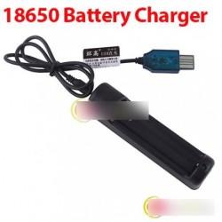 USB 18650 Akkumulátor  töltő 14650 17670 18700