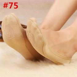 75 - Vintage női fodros íj necc boka magas zokni háló csipke hal háló rövid zokni