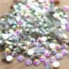 SS4ABďĽˆ1,5-1,7 mmďĽ ‰ 1440PCS - 1440db köröm lapos hátsó strasszos csillogó gyémánt drágakövek 3D tippek